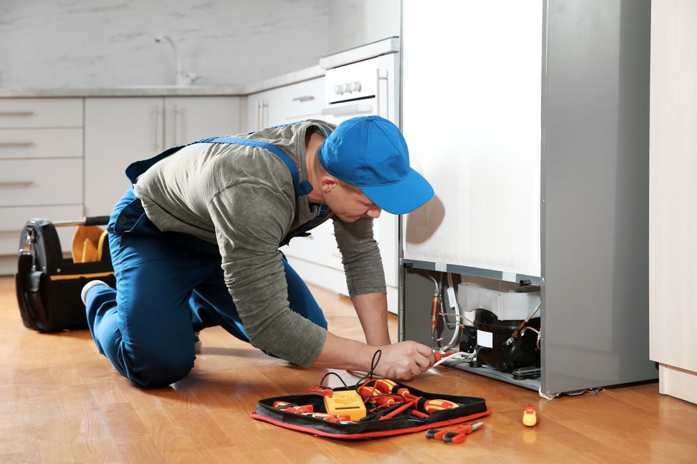 refrigerator repair Austin
